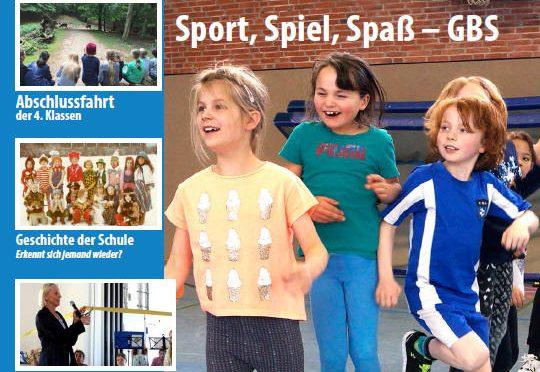 Fotokrimi und neue Schülerzeitung