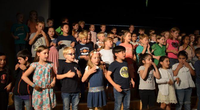 Chorkonzert am 04.07.2017