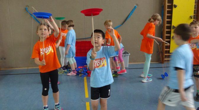 KiS- Klasse in Sport