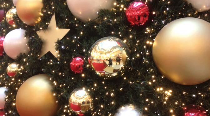 Ein zauberhaftes Weihnachtsfest…