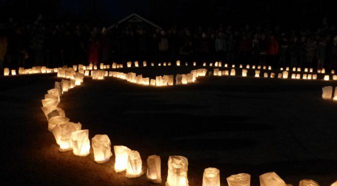 Lichterfest am 18.11.2016