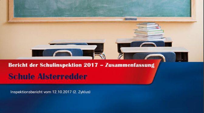 Bericht der Schulinspektion 2017