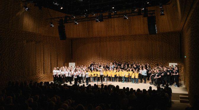 Konzert in der Elbphilharmonie am 15.04.2018