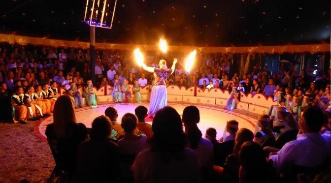 Projektwoche Zirkus vom 16.04. – 20.04.2018