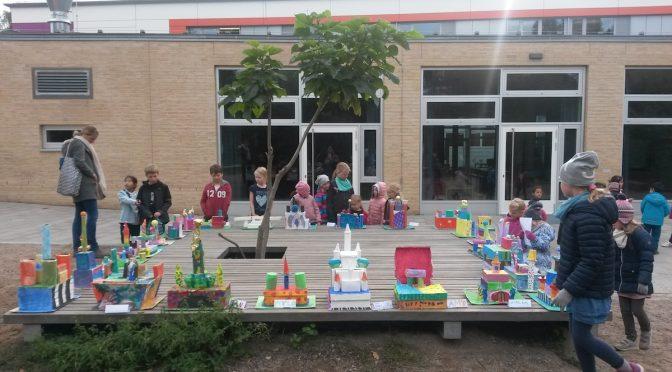 Ausstellung in der Schule Alsterredder