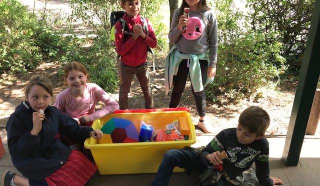 Zu-Fuß-zur-Schule-Tag 14. September 2018