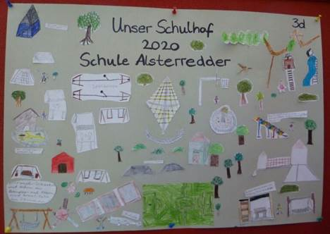 3. Status Update zum Spendenaufruf zur Umgestaltung des Schulhofs