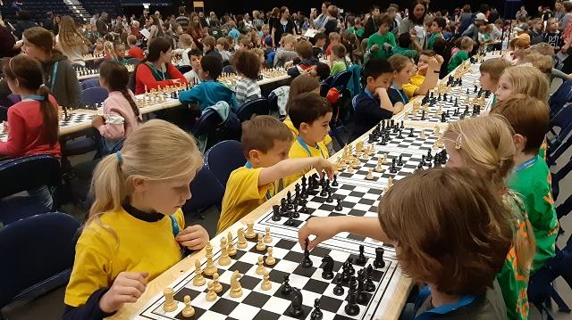 Schach-Turnier 23.05.2019