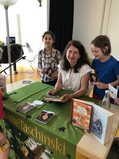 Autoren-Lesungen am Alsterredder