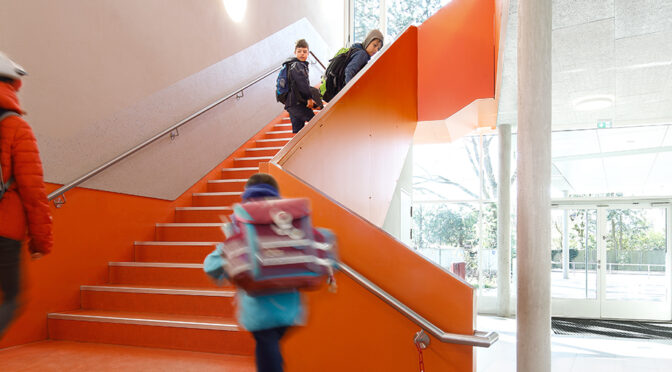 Schule Alsterredder_Eingang